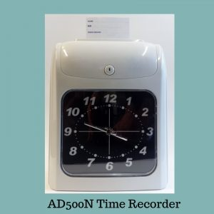 Traditional Time Recorders – Allday Time Systems