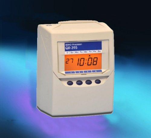 SeikoQR395-Calculating-Timeclock