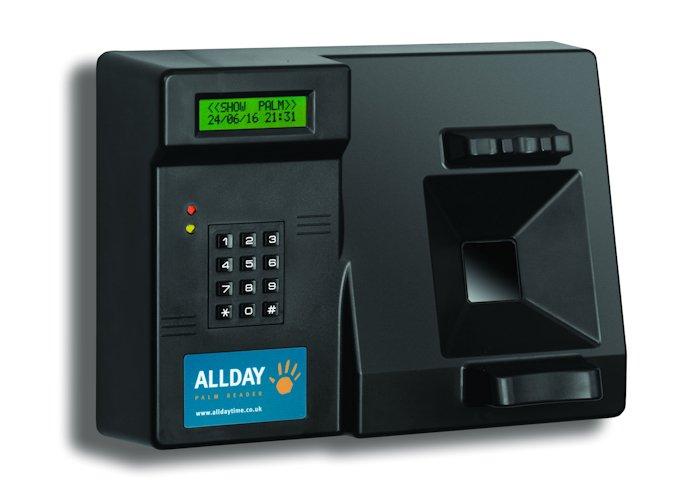 Biometric Attendance clock