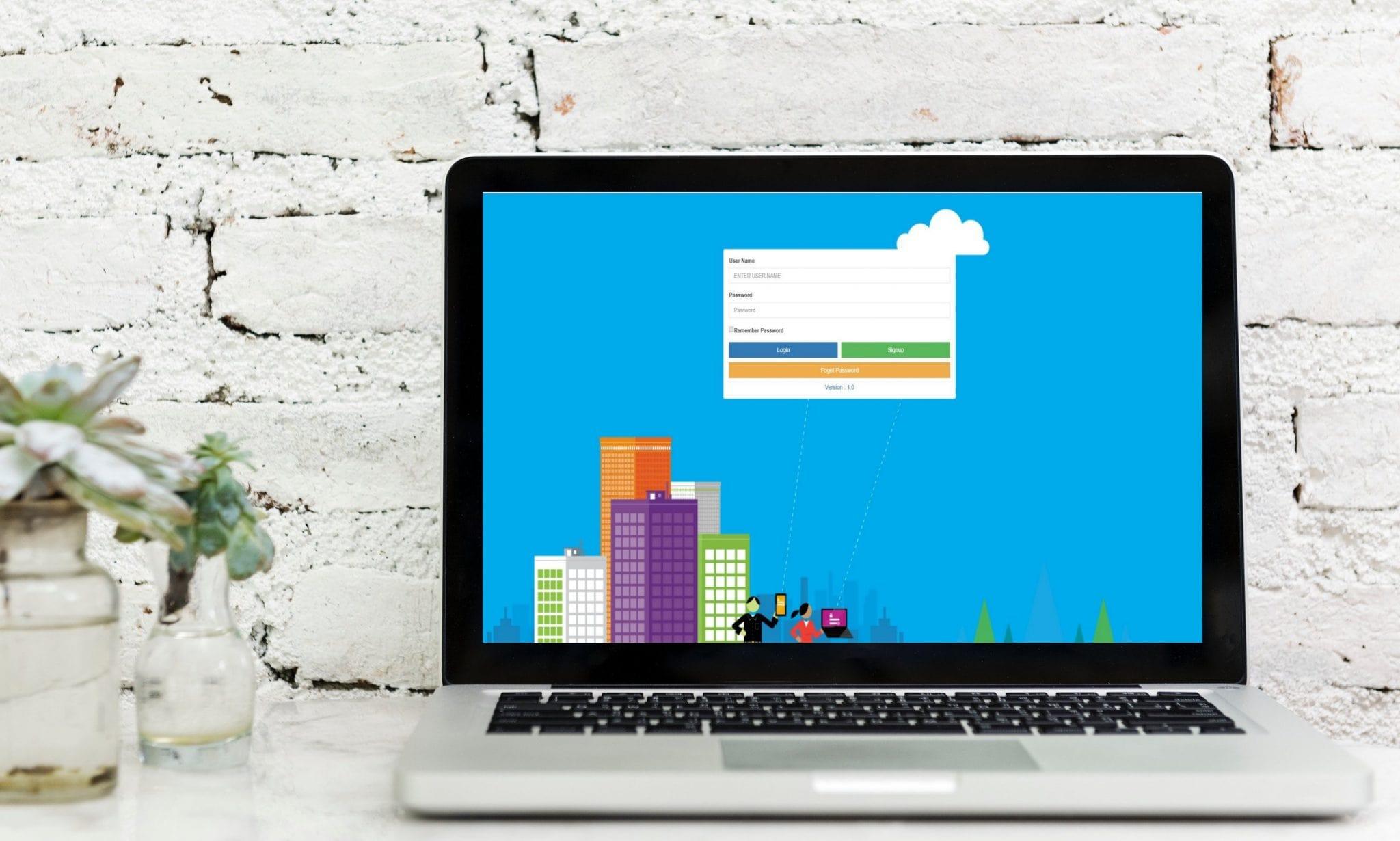 Cloud-Web-Attendance-software