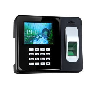 Fingerprint Time Clock and Free Time Attendance software