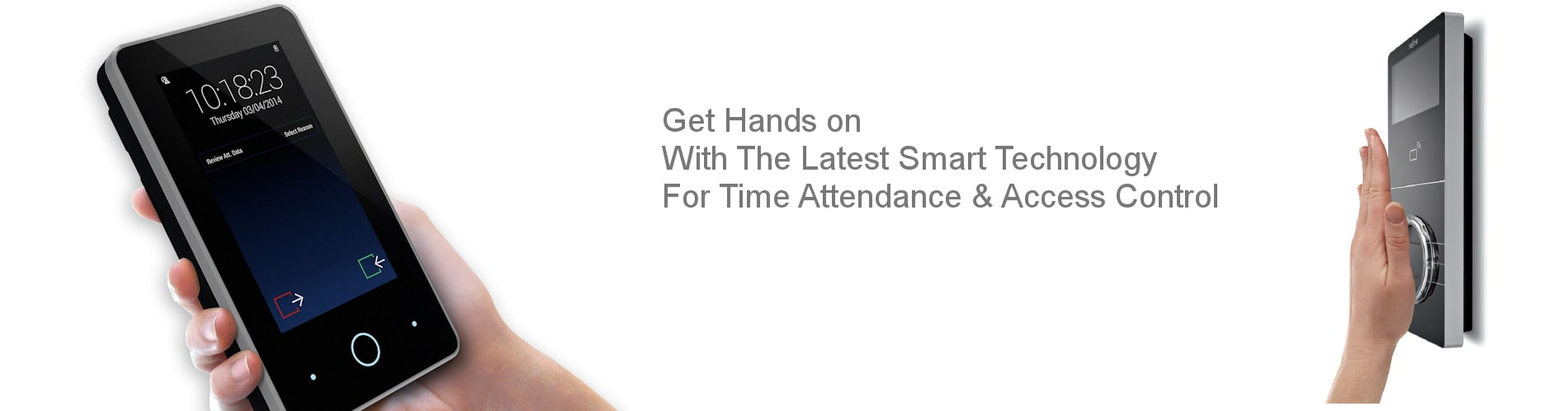 Hands on with latest Attendance technology